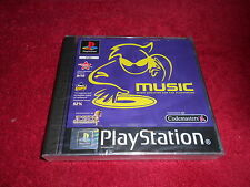 MUSIC NEW AND SEALED SONY PLAYSTATION PSONE PS1 PS2 PAL