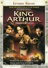 King Arthur: Director's Cut NEW DVD Keira Knightley Joel Edgerton Region 4 Aust
