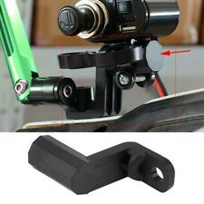 Motorcycle GPS Rearview Mirror Mount Extension Holder Bracket for Cell Phone