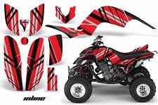 AMR Racing Yamaha Raptor660 Graphic Kit Wrap Quad Decals ATV 2001-2005 INLINE R