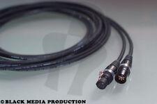 DMX XLR Kabel Binary 234 5 Pol 5m HiCon nach DIN 110 Ohm  (teilbelegt) *NEU*