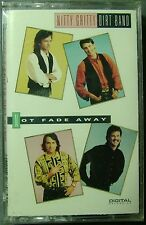 The Nitty Gritty Dirt Band:  Not Fade Away (Cassette, 1992, Liberty) NEW Promo.