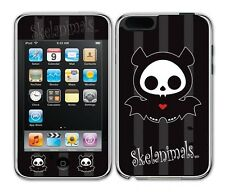 SKELANIMALS Diego BAT Carino Scheletro Gotico iPod Touch Adesivo Skin