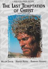 THE LAST TEMPTATION OF CHRIST (BILINGUAL) (DVD)
