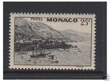 Lightly Hinged Monacan Stamps