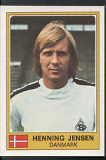 Football Sticker - Panini Euro Football 1976 - No 36 - Henning Jensen - Denmark