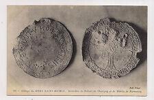 abbaye du mont-saint-michel , médailles de robert de thorigny