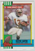 1990 1991 1992 1993 1994 95 96 97 98 99 Topps FB Pick 20 Cards Complete Your Set