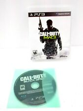 Call Of Duty Black Ops 2 II Playstation 3 PS3 DISC ONLY+ MW3 MODERN WARFRE 3 CIB