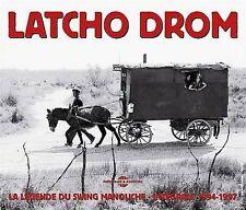 LATCHO DROM - LA L'GENDE DU SWING MANOUCHE: INT'GRALE 1994-1997 * NEW CD
