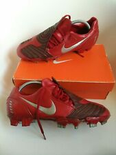 Rare Nike Total 90 Laser II FG size 8.5 red Repared!