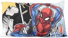"Marvel Spider-Man Kids Pillowcase Standard Size - 20"" x 30"" [1 Piece Pillowcase]"