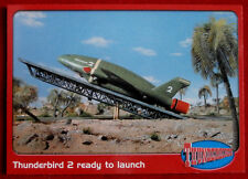 THUNDERBIRDS - Thunderbird 2 Ready to Launch - Card #18 - Cards Inc 2001