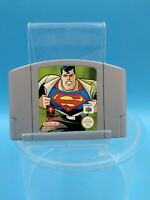 jeu video nintendo 64 loose BE EUR superman