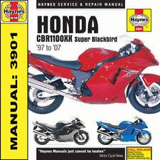 Manuales de reparación y servicios CBR Honda