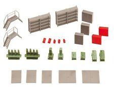 NEW HO Faller MACHINE SHOP INTERIOR DETAILS :Model Building DETAIL KIT 180604