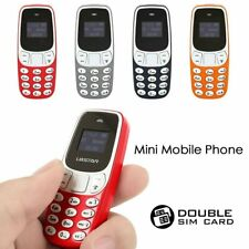 Mini teléfono móvil libre- Dual Sim 4G 3G 2G - Envío urgente desde España