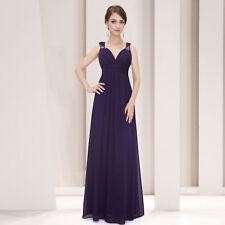 Regular Size Solid Formal Maxi Dresses for Women