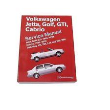 VW JETTA GOLF GTI Bentley Repair Manual 989 54004 243 Service Manual NEW