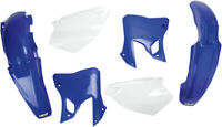 UFO Complete Plastic Kit Stock Colors For Yamaha YZ 125 250 00-01