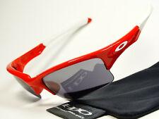 Oakley Quarter Jacket Redline Black Sonnenbrille Racing Fast Flak Water Half Why