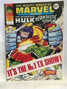 Mighty World of Marvel #318 Marvel Comics UK Magazine November 1978