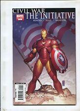 CIVIL WAR THE INITIATIVE 1 SHOT (9.6)