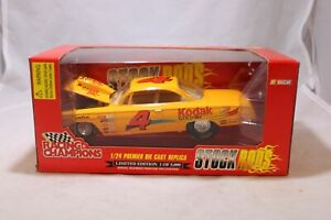Racing Champions STOCK RODS 1:24 1997 Diecast  #4 Kodak Gold Film