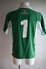 Ireland Rugby Union Shirt jersey guinness #1