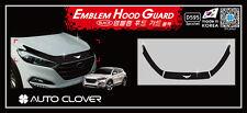 Acrylic Hood Guards Deflectors 3pcs for 2016 ~ 2017 Hyundai All New Tucson