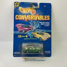 #5  Fab Cab * Hot Wheels 1990 Convertibles * WD5