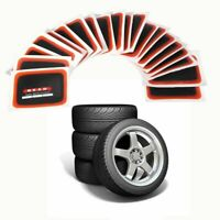 20PCS 50*70mm Motorcycle Car Radial Tire Repair  Patch Tubeless Tools kit