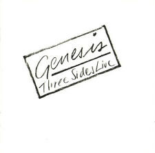Genesis ~ Three Sides Live ~ NEW 2 x CD (sealed)  Reissue, Remastered  1994