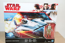 Tallie With A-Wing Fighter Star Wars The Last Jedi Collection 2017