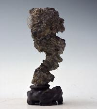 "068 Natural Ying Stone/Rock-Vivid Mountain /W2.7"" x H8.2"""