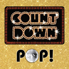 COUNTDOWN POP (2 CD) ABBA~ELTON JOHN~SHAKIN' STEVENS~QUEEN~CARS 70's 80's *NEW*