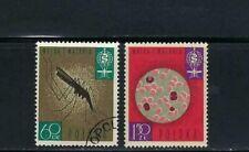 MALARIE-PALUDISMO- POLAND  SC1087-89  {2}  CONTROLE MALARIA.-  1962