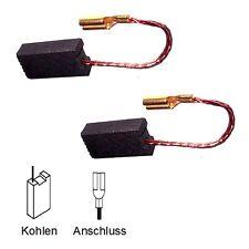 Kohlebürsten f. Kress FM6955,FM 6990 E,WS 6360 EA,WS 6368 -4,8x7,8x13,8mm (2083)
