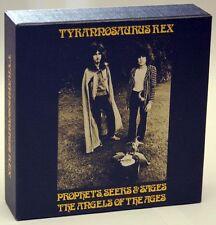 T. REX 6 JAPAN Mini LP CD + PROPHETS, SEERS & SAGES DISK UNION PROMO BOX, NEW