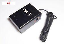 4 X PREASSEMBLED SMALL FM TRANSMITTER BUG KITS OATLEY ELECTRONICS FREE SHIP.!!!