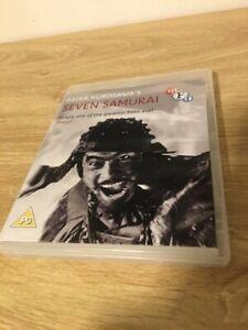 Seven Samurai - a film by Akira Kurosawa - BluRay