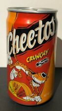 Uber RARE Chee-tos in a can! UNOPENED Frito Lay failed vending concept from 1990