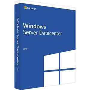 USED Windows Server 2019 Datacenter - REMOVED FROM DEAD SERVER - 100% FUNCTIONAL