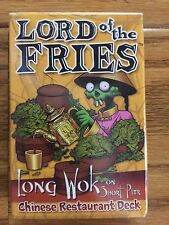 Lord of the Fries Friedey's Long Wok Chinese Restaurant Expansion