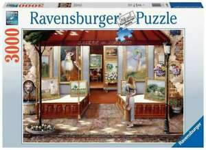 Ravensburger - Gallery of fine Art Puzzle 3000pc Jigsaw Puzzle