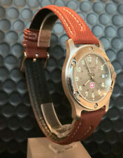 Swiss Alpine Military by Grovana Armbanduhr 1517.1 Swiss Made 5ATM-Batterie leer