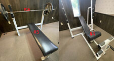 Professional Weight Equipment - Full Gym & 1,160lbs of Olympic Weights (Used)
