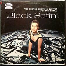 George Shearing Black Satin