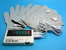 TENS Unit With Conductive Massage TENS Gloves and TENS Socks