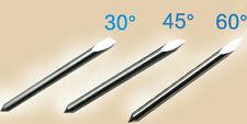 Creation Pcut Kingcut Vinyl Blade 30°/45°/60° CS CT 630/900/1200 Cutting Plotter